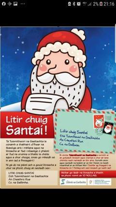 Daidí na Nollag/ Santa