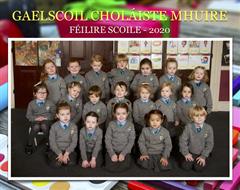 Féilire scoile 2020 ar dhíol anois! / 2020 School Calendar
