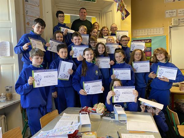 Rang a 6: Junior Achievement